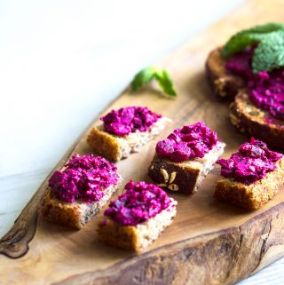 Beet Cheese Spread