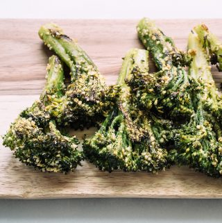 Kid-friendly Roasted Broccolini