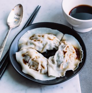 Dumplings, a New Family Tradition