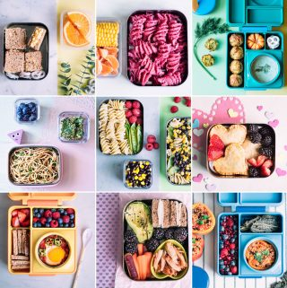 9 creative toddler-approved school lunches made with love