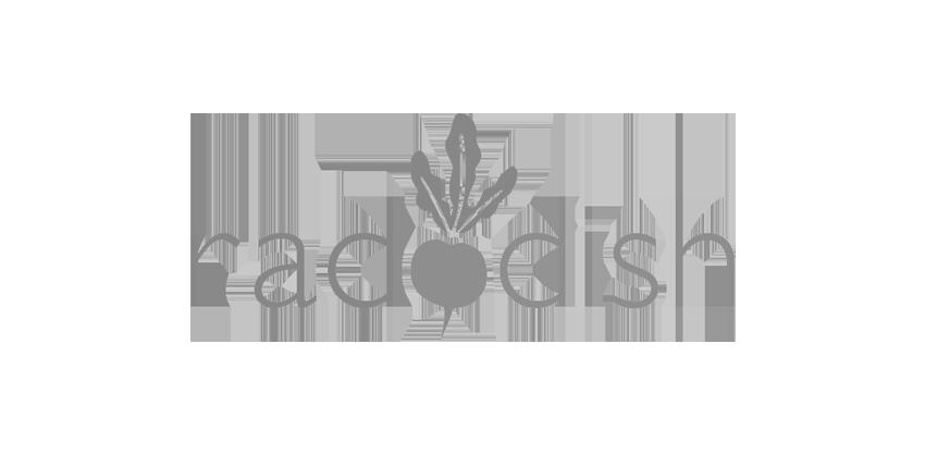 raddish kids logo